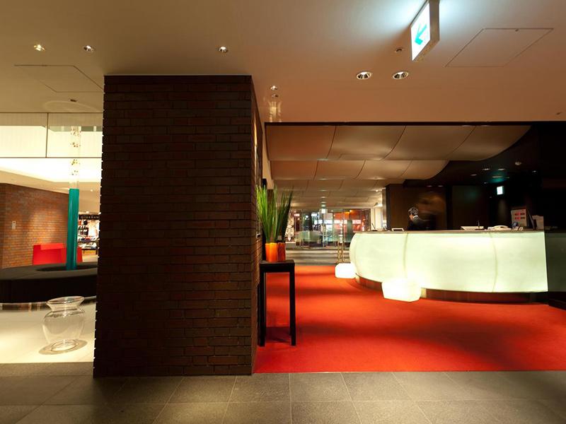 大阪十字饭店Cross Hotel Osaka