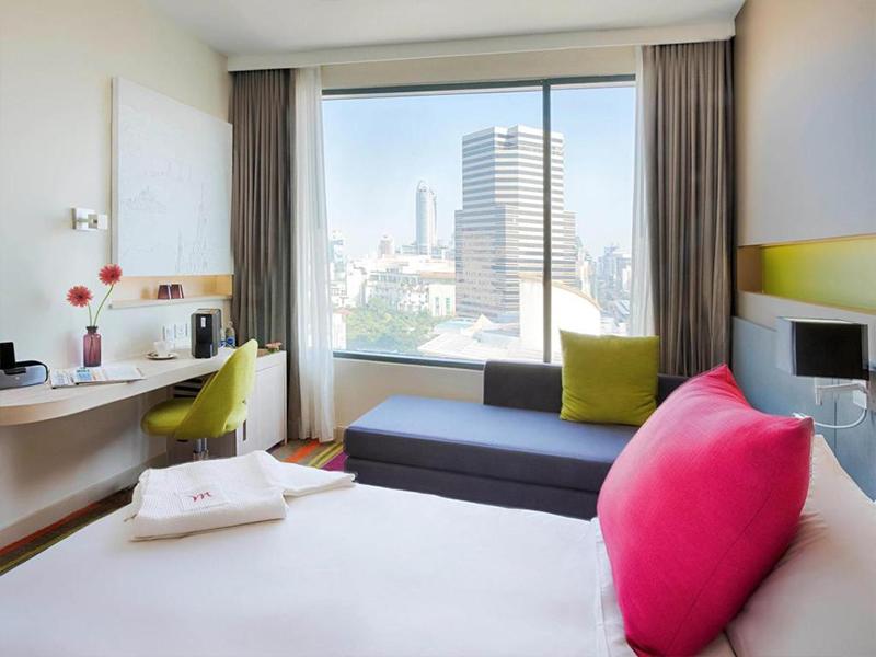 行政房(大床) (Executive Room 1 Queen Bed)