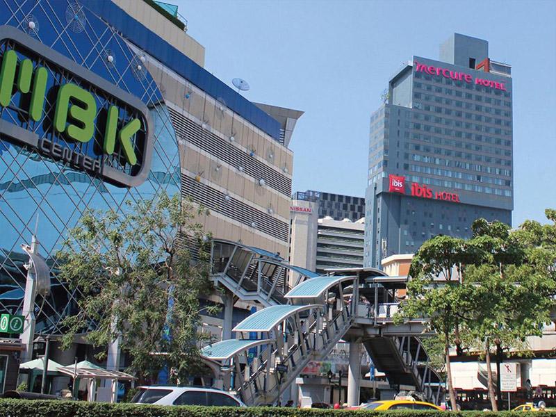 Mercure Bangkok Siam Hotel