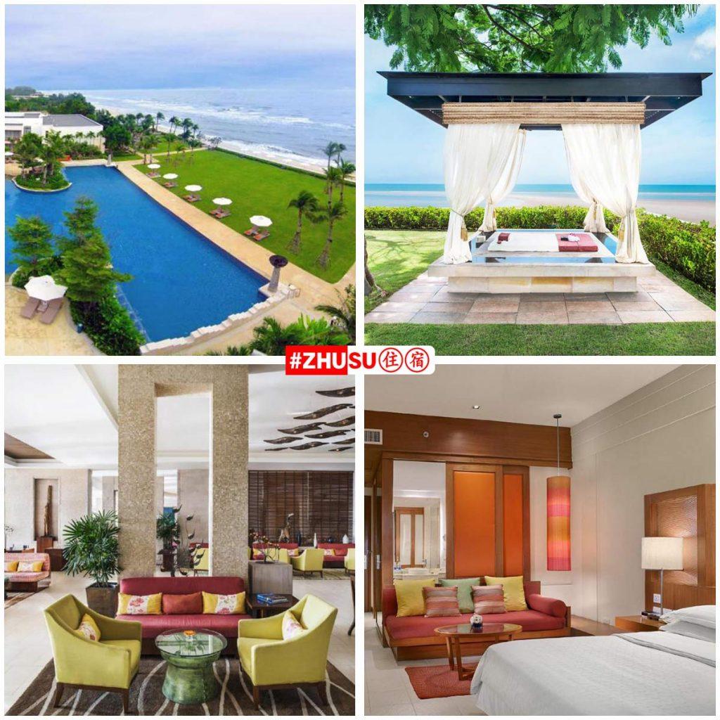 华欣喜来登度假酒店 (Sheraton Hua Hin Resort & Spa)
