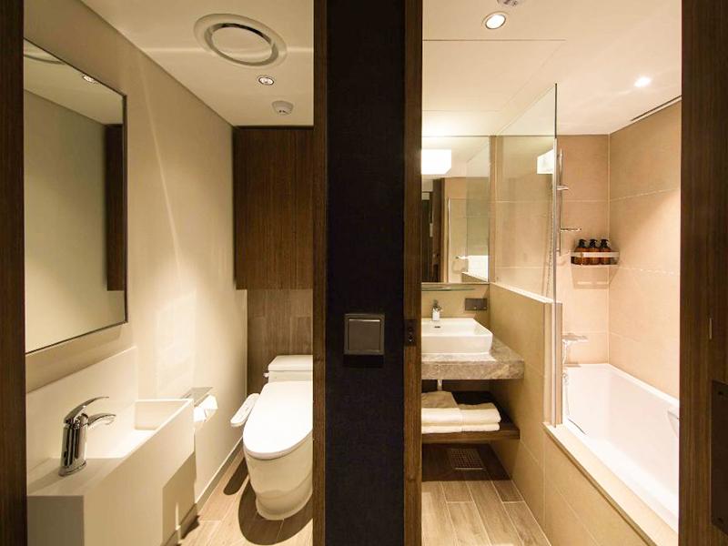 3人房(舒适房(双床)-带加床|禁烟 (Comfort Twin Room with Extra Bed - Non-Smoking))