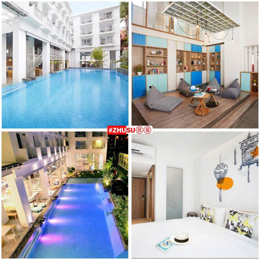 普吉岛芭东拉布D酒店 (Lub d Phuket Patong)