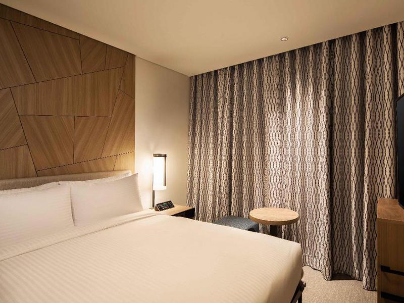 2人房(标准双人床房 (Standard Double Room))