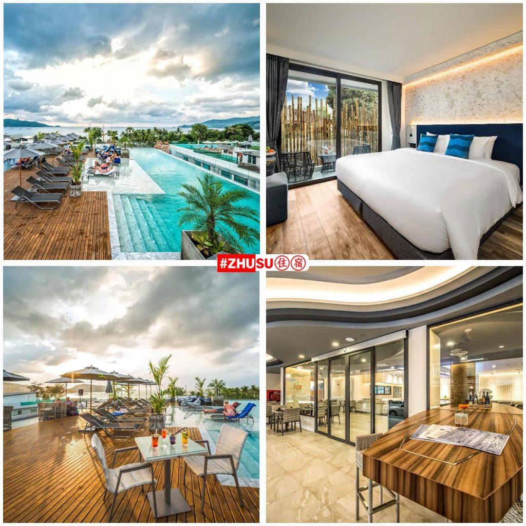 客莱福巴东普吉岛酒店 (Hotel Clover Patong Phuket)