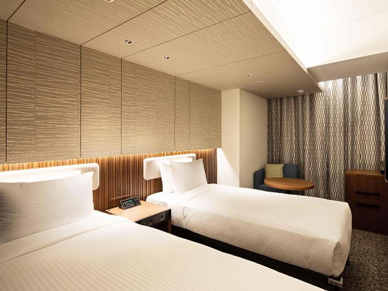 2人房(高级房(双床) (Superior Twin Room))